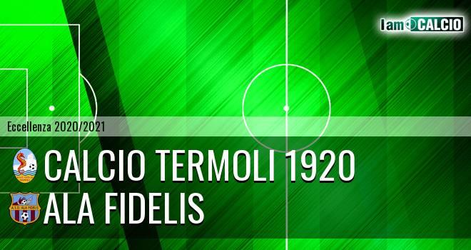 Calcio Termoli 1920 - Ala Fidelis