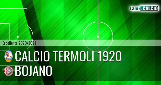 Calcio Termoli 1920 - US Bojano