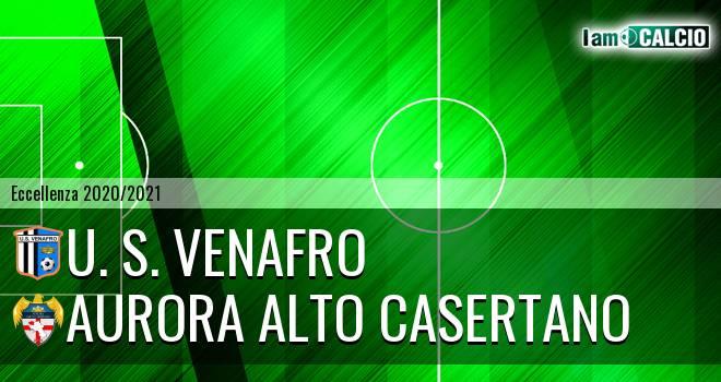 U. S. Venafro - Aurora Alto Casertano