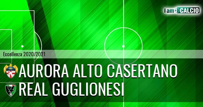 Aurora Alto Casertano - Real Guglionesi