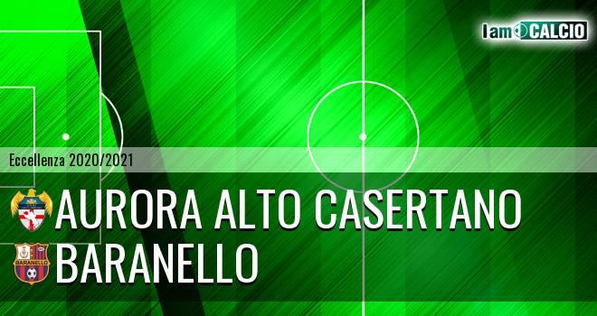 Aurora Alto Casertano - Baranello