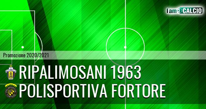 Ripalimosani 1963 - Polisportiva Fortore