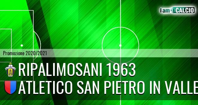 Ripalimosani 1963 - Atletico San Pietro in Valle