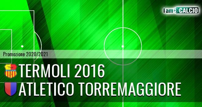 Termoli 2016 - Atletico Torremaggiore
