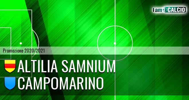 Altilia Samnium - Campomarino