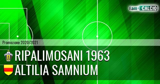 Ripalimosani 1963 - Altilia Samnium