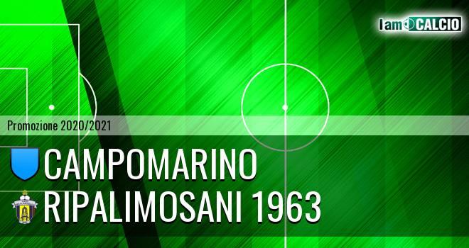 Campomarino - Ripalimosani 1963