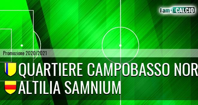 Quartiere Campobasso Nord - Altilia Samnium