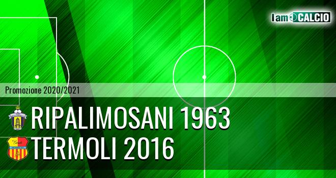 Ripalimosani 1963 - Termoli 2016