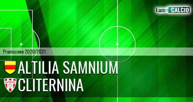 Altilia Samnium - Cliternina