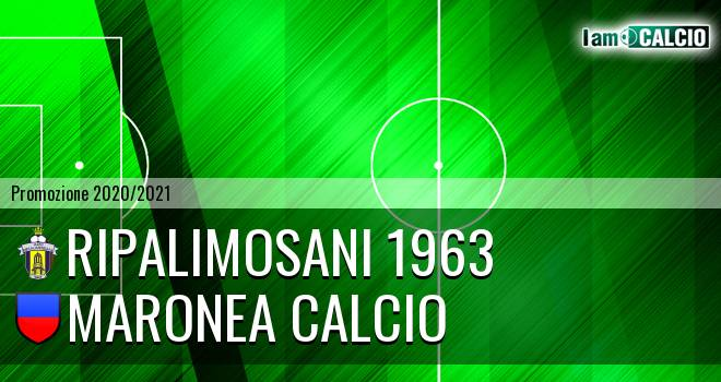 Ripalimosani 1963 - Maronea Calcio