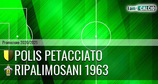 Polis Petacciato - Ripalimosani 1963