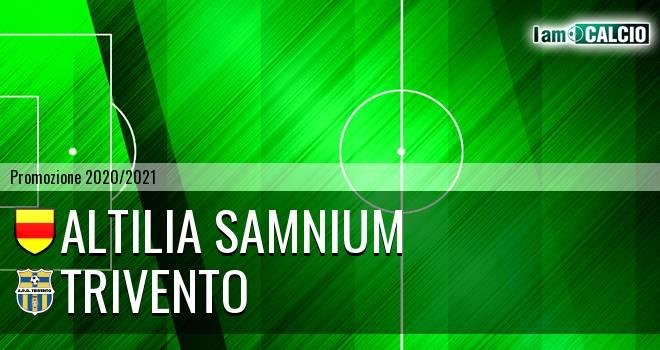 Altilia Samnium - Trivento