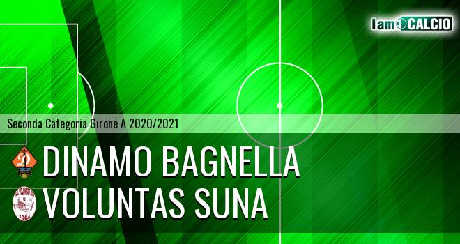 Dinamo Bagnella - Voluntas Suna