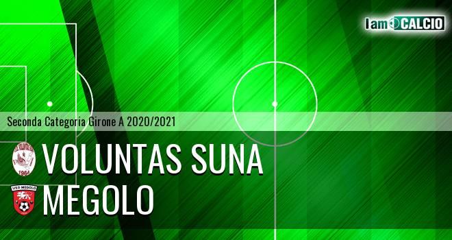 Voluntas Suna - Megolo