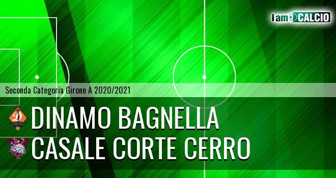 Dinamo Bagnella - Casale Corte Cerro