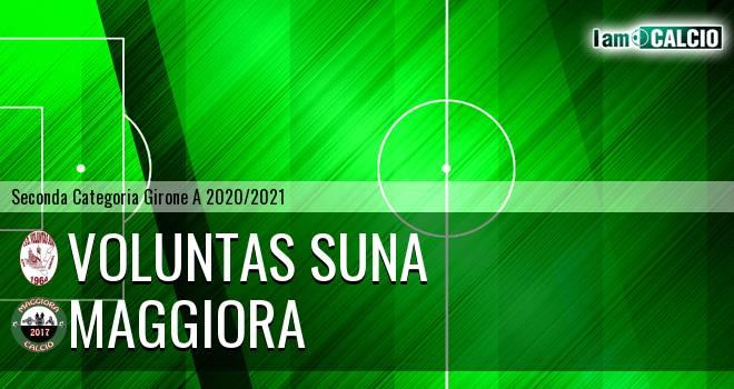 Voluntas Suna - Maggiora