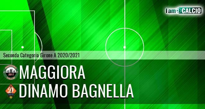 Maggiora - Dinamo Bagnella
