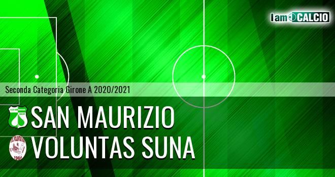 San Maurizio - Voluntas Suna