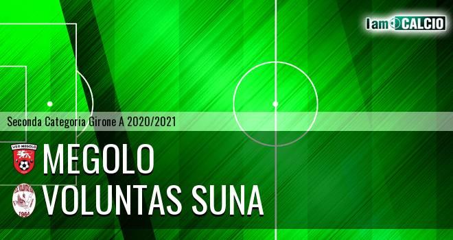 Megolo - Voluntas Suna
