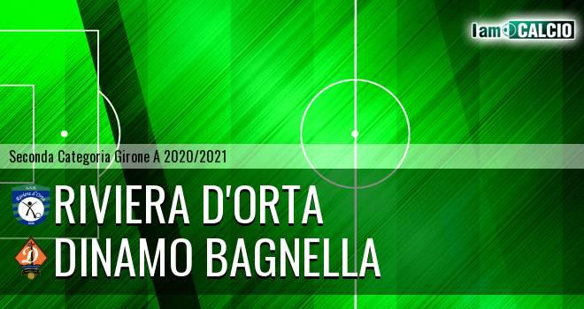 Riviera d'Orta - Dinamo Bagnella