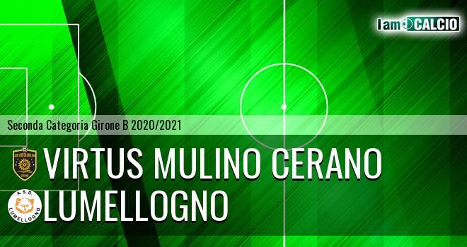 Virtus Mulino Cerano - Lumellogno