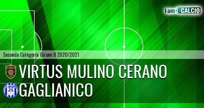 Virtus Mulino Cerano - Gaglianico