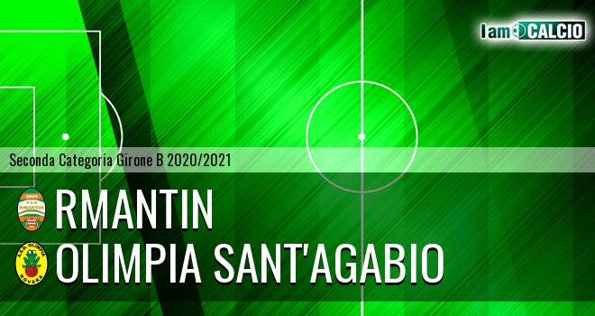 Rmantin - Olimpia Sant'Agabio