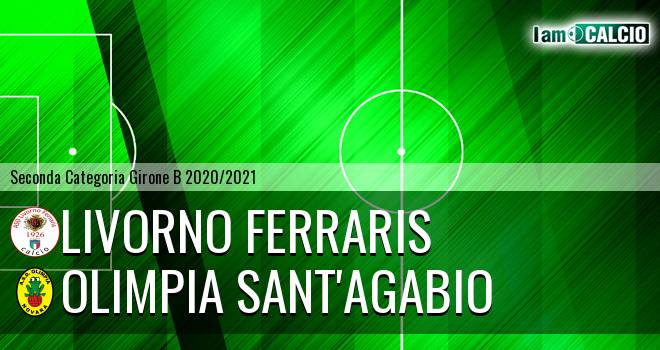Livorno Ferraris - Olimpia Sant'Agabio