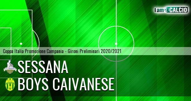 Sessana - Boys Caivanese