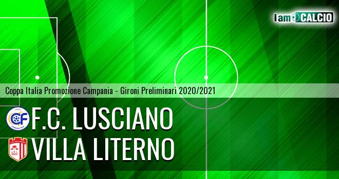 F.C. Lusciano - Villa Literno