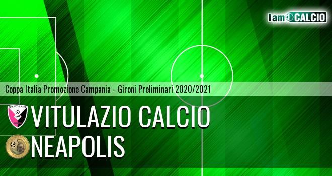 Vitulazio Calcio - Neapolis