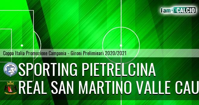 Sporting Pietrelcina - Real San Martino Valle Caudina