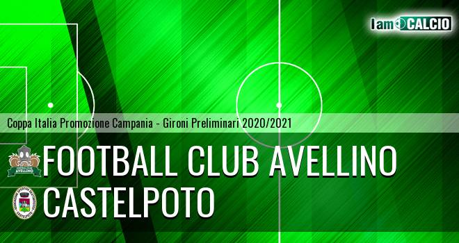 Football Club Avellino - Castelpoto