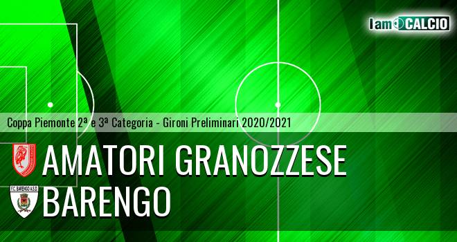 Amatori Granozzese - Barengo