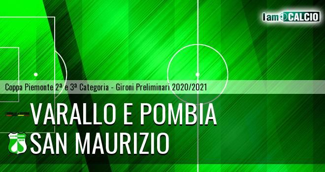 Varallo E Pombia - San Maurizio