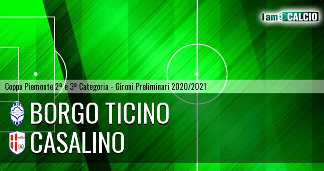 Borgo Ticino - Casalino
