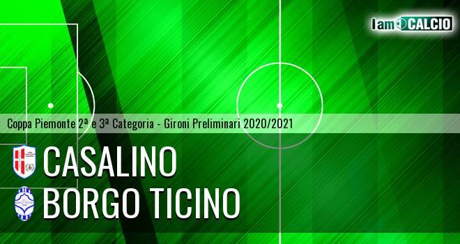 Casalino - Borgo Ticino