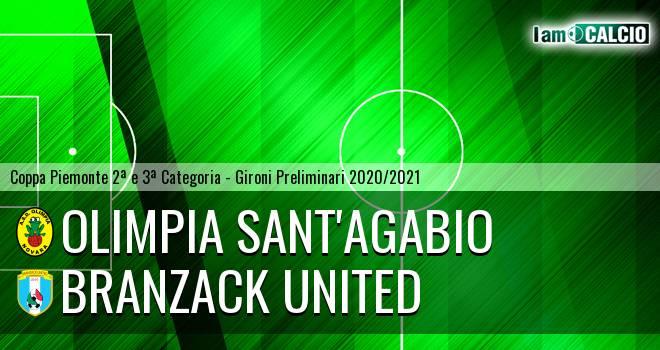 Olimpia Sant'Agabio - Branzack United