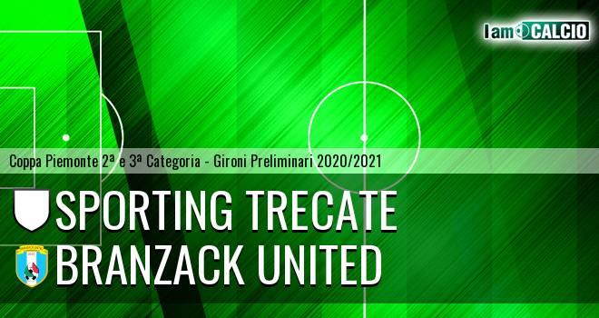 Sporting Trecate - Branzack United