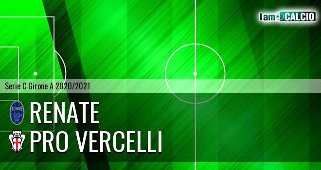Renate - Pro Vercelli
