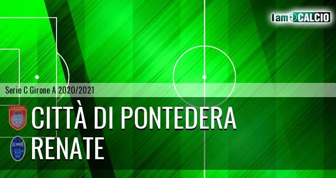Città di Pontedera - Renate