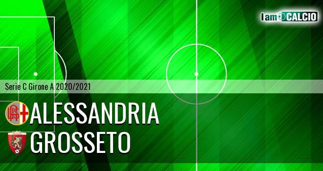 Alessandria - Grosseto