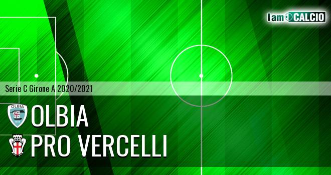 Olbia - Pro Vercelli