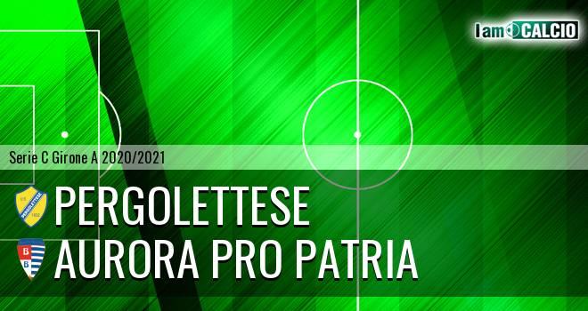 Pergolettese - Aurora Pro Patria