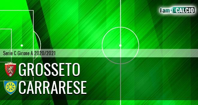 Grosseto - Carrarese
