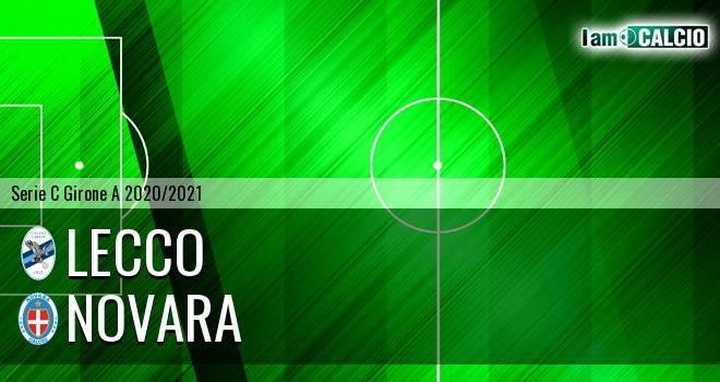 Lecco - Novara - Serie C Girone A 2020 - 2021