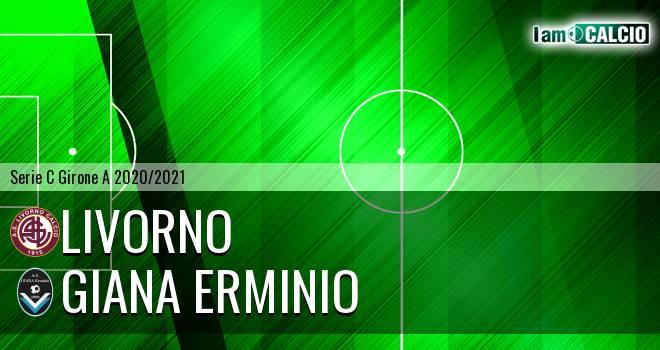 Livorno - Giana Erminio