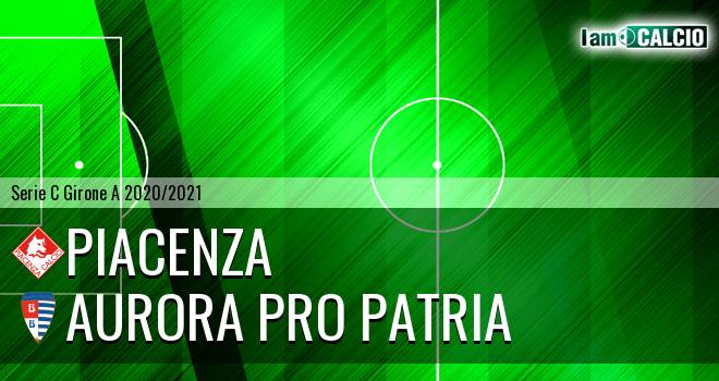 Piacenza - Aurora Pro Patria