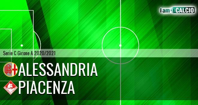 Alessandria - Piacenza